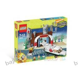 LEGO SPONGEBOB 3832 - SZPITAL + KARETKA