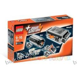 LEGO TECHNIC 8293 - ZESTAW TUNINGOWY - SILNIK