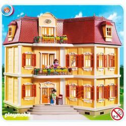 PLAYMOBIL 5302 Dom dla lalek -MÓJ DUŻY DOM DLA LALEK