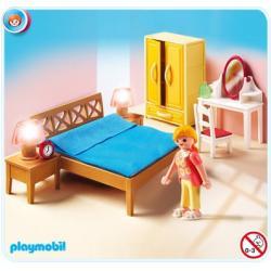 PLAYMOBIL 5331 Dom dla lalek - SYPIALNIA RODZICÓW