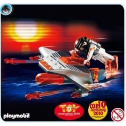 PLAYMOBIL 4883 Top Agents - NUREK-TORPEDO