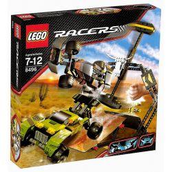 LEGO RACERS 8496 - DESERT HAMMER