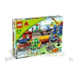 LEGO DUPLO VILLE 5609 - POCIĄG TOWAROWY DE LUXE