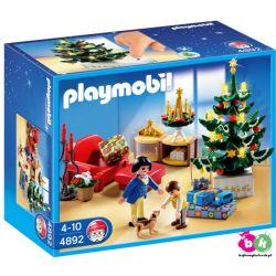 PLAYMOBIL 4892 Święta - ŚWIĄTECZNY POKÓJ