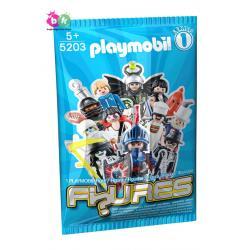 PLAYMOBIL 5203 FI?URES BOYS