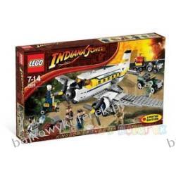 LEGO INDIANA JONES 7628 - PRZYGODA W PERU