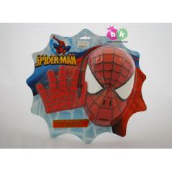 Maska + Rękawiczki SPIDERMAN firmy CESAR