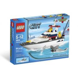 4642 - LEGO CITY - JACHT MOTOROWY