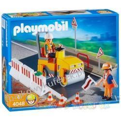 WALEC DROGOWY - PLAYMOBIL 4048