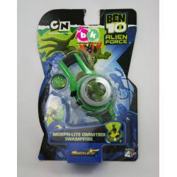 BEN 10 - Morph-lite Omnitrix Swampfire - od BANDAI