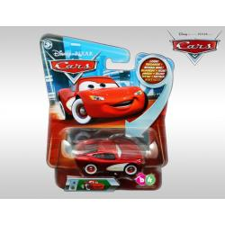 ZYGZAK McQueen Crusin (metalik) - DISNEY PIXAR CARS firmy MATTEL R1348