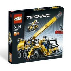 LEGO TECHNIC 8067 - MAŁY RUCHOMY ŻURAW