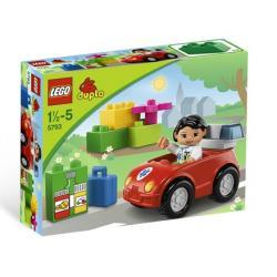 LEGO DUPLO 5793 - SAMOCHÓD PIELĘGNIARKI
