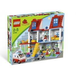 LEGO DUPLO 5795 - SZPITAL MIEJSKI