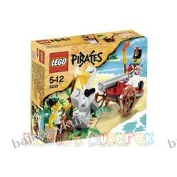 LEGO PIRATES 6239 ZESTAW Z ARMATĄ / NOWOŚĆ