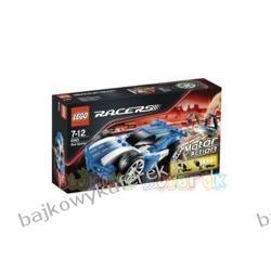 LEGO RACERS 8163 BLUE SPRINTER / NOWOŚĆ