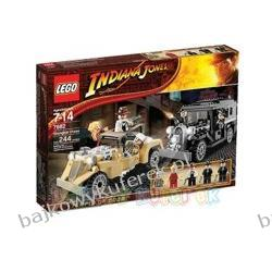 LEGO INDIANA JONES 7682 POŚCIG W SZANGHAJU