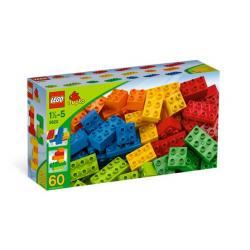 LEGO DUPLO 5622 - ZESTAW PODSTAWOWY - DUŻY (60 klocków)