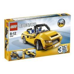 LEGO CREATOR 5767 - KRĄŻOWNIK SZOS - POJAZDY 3w1