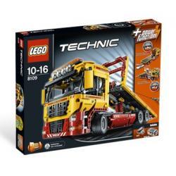 LEGO TECHNIC 8109 CIĘŻARÓWKA Z PŁASKĄ PLATFORMĄ
