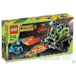 LEGO POWER MINERS 8958 - GRANITE GRINDER
