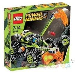 LEGO POWER MINERS 8959 - CLAW DIGGER
