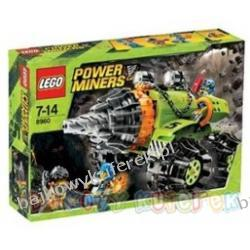 LEGO POWER MINERS 8960 - THUNDER DRILLER