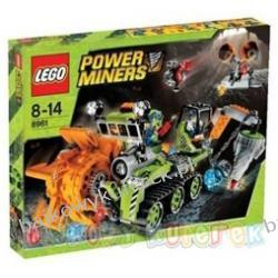 LEGO POWER MINERS 8961 - CRYSTAL SWEEPER