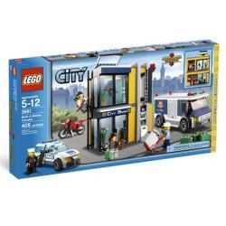 Lego Lego City Posterunek Policji Sprawdź