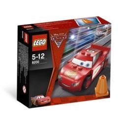 LEGO CARS 8200 - ZYGZAK MCQUEEN W CHŁODNICY