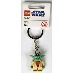 BRELOK LEGO STAR WARS 852550 - YODA