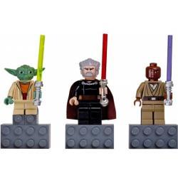 LEGO STAR WARS 852555 - YODA, COUNT DOOKU, MACE WINDU