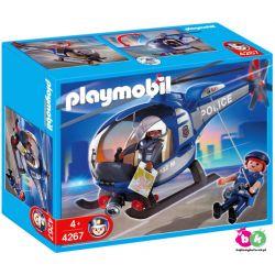 PLAYMOBIL 4267 Policja - HELIKOPTER POLICYJNY