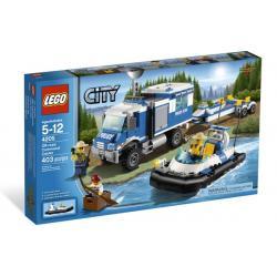 LEGO CITY 4205 - TERENOWE CENTRUM DOWODZENIA
