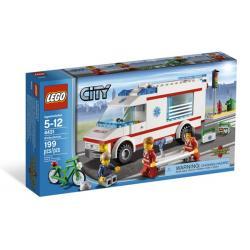 LEGO CITY 4431 - KARETKA