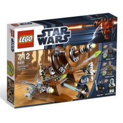 LEGO STAR WARS 9491 - GEONSIAN CANNON