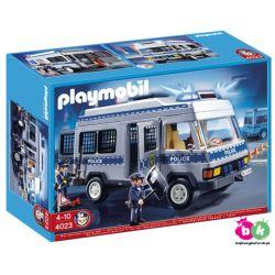 PLAYMOBIL 4023 Policja - FURGONETKA POLICYJNA