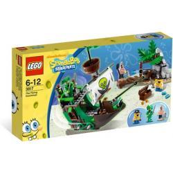 LEGO SPONGEBOB 3817 - LATAJĄCY HOLENDER