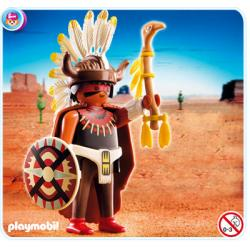 PLAYMOBIL 4749 Specials - SZAMAN