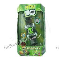 BEN 10 - ZEGAREK OMNITRIX F/X 27286 - od BANDAI