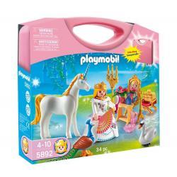 PLAYMOBIL 5892 Moje przenośne zabawki  - SKRZYNKA KSIĘŻNICZKA