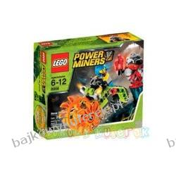 LEGO POWER MINERS 8956 - KRUSZARKA KAMIENI