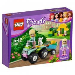 LEGO FRIENDS 3935 - AUTO DLA ZWIERZĄT