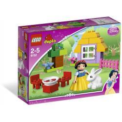 LEGO DUPLO PRINCESS 6152 - CHATKA KRÓLEWNY ŚNIEŻKI