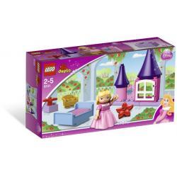 LEGO DUPLO PRINCESS 6151 - POKÓJ ŚPIĄCEJ KRÓLEWNY