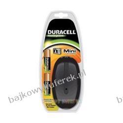 ŁADOWARKA MINI CHARGER CEF20CEE - DURACELL + 2 akumulatory 2650 mAh DURACELL