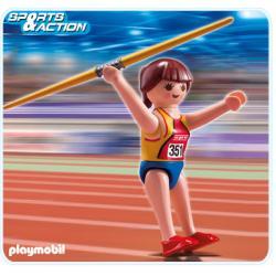 PLAYMOBIL 5201  Dyscypliny Olimpijskie - OSZCZEPNICZKA