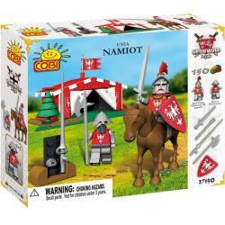 KLOCKI COBI GRUNWALD 27150 - UNIA NAMIOT