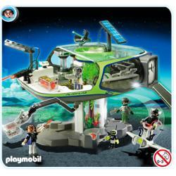 PLAYMOBIL 5149 Future Planet - BAZA E-RANGERS