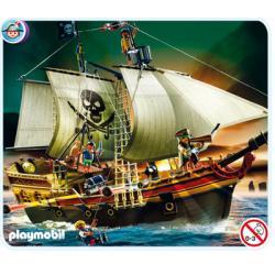 PLAYMOBIL 5135 Piraci - PIRACKA FREGATA DO GRABIEŻY